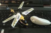Helicóptero control Nunchuk