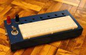Proto Pedal de efectos guitarra DIY