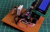 10 $ portátil Arduino estación meteorológica (AWS)