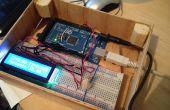 Caja portable de prototipado Arduino