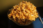 EL maíz de CARMEL de microondas más fácil por Liz
