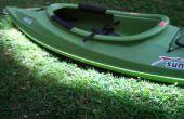Kayak DIY Led luces de