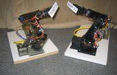 TROBOT: Una miniatura articulado Robot