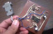 16F84 fácil microcontrolador programador - JDM