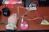 Makey Makey mando a distancia para la artritis idiopática juvenil
