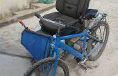 Triciclo casero