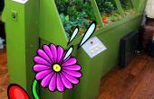 BROMAS! Hacer una máquina gigante de flor chorros!