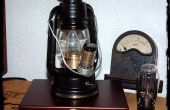 La linterna de Plasma 300 voltios Steampunk
