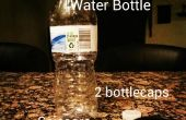 Contenedores de tapa de la botella
