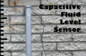 Sensor capacitivo de nivel líquido