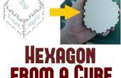 Cómo hacer una caja Hexagonal de Cuboid planes