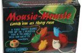 N del corcho ' frijoles juego (AKA Mousie Mousie)