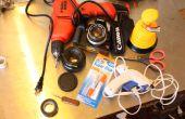 DIY Tilt Shift DSLR cámara lente