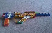 El Rifle de asalto de guacamayo de SAAR de NK hechos de arma de fuego de Theawesomestdude