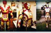 Cómo hacer una verdadera réplica de traje de hombre de hierro