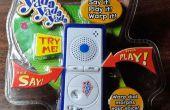 SquawkBox - una caja beat algorítmica utilizando una grabadora de voz de juguete