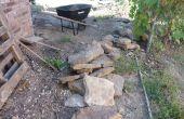 Cómo hacer una correa eslabonada de la roca RC gruesa