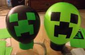 Minecraft Creeper globos