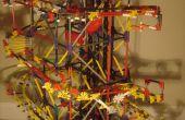 Proyecto IMMEUBLE máquina de la bola de K'nex