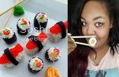 Sushi Cake Bites