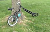 Bicicleta Chopper de PVC