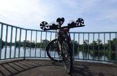 La máquina de la burbuja de bicicleta