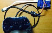 USB Wii Gamepad usando Arduino Leonardo