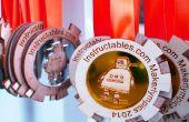 Fabricante medallas de los Juegos Olímpicos