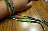 DIY pulseras de la amistad