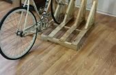 Bicicleta/patineta Rack y Rack de guitarra