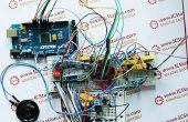 APR9600 Grabación de voz y sistema de reproducción con JRC286D Chip ICStation Mega 2560 Arduino Compatible