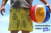 Robot de Instructables Swim Shorts