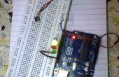 Parpadeo de LEDs utilizando arduino de lujo