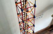 KVG Vertical Micro cadena elevador - pelotas de Ping Pong