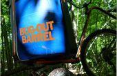 Bug-Out barril para una familia de cuatro