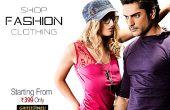 Cómo comprar ropa por debajo de INR 599