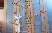 Contador paralelo brazo elevador, ascensor KVG bola máquina