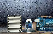 Sketch de Arduino lluvia Sensor