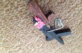 Pistola de clavija (pistola de palillo de dientes)