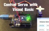 Arduino - Servo Control con Visual Basic