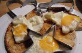 Moldes de huevo frito