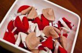 Sentía fortune cookies San Valentín