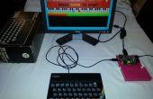 ZX Spectrum con cable USB teclado parte 1