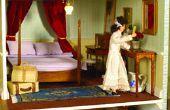 Cómo: Crear un pabellón de la cama medio probador estilo