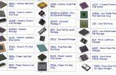 Circuito integrado packaging (empaquetado del IC)