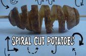 Espiral corta patatas