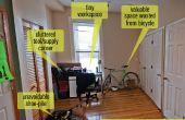 Renovación y reorganización del espacio de trabajo