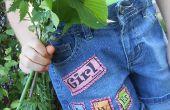 GIRL PoWEr: tabla periódica ropa parches