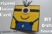 Despicable Me - Minion tarjeta