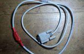 Cómo hacer una serie de 9 pines para Cable Ethernet